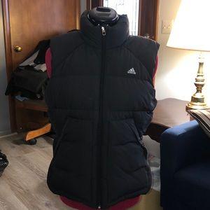 Ladies Adidas Vest. Size Medium. Downlining
